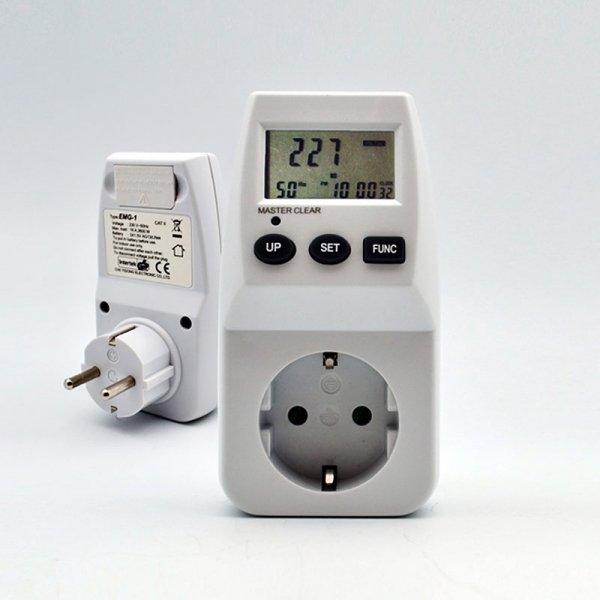Ваттметр DADGET Измеритель мощности «Энергомер»