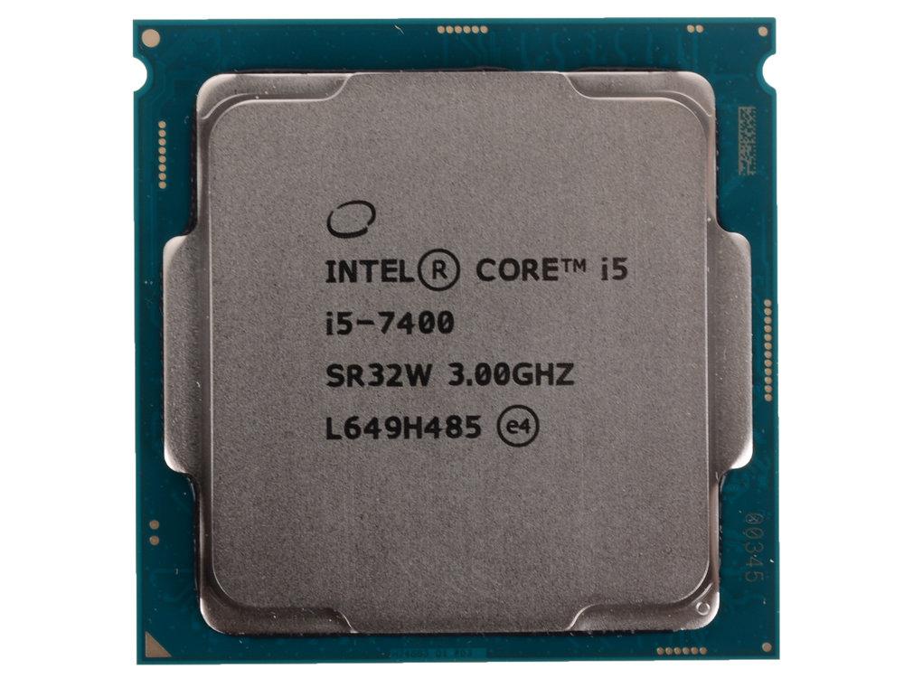 Процессор Intel® Core™ i5-7400 OEM
