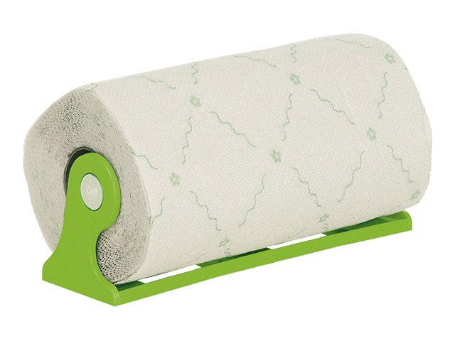 держатель д/полотенец cosmoplast 24х10см горизонт. с полотенц, пластик