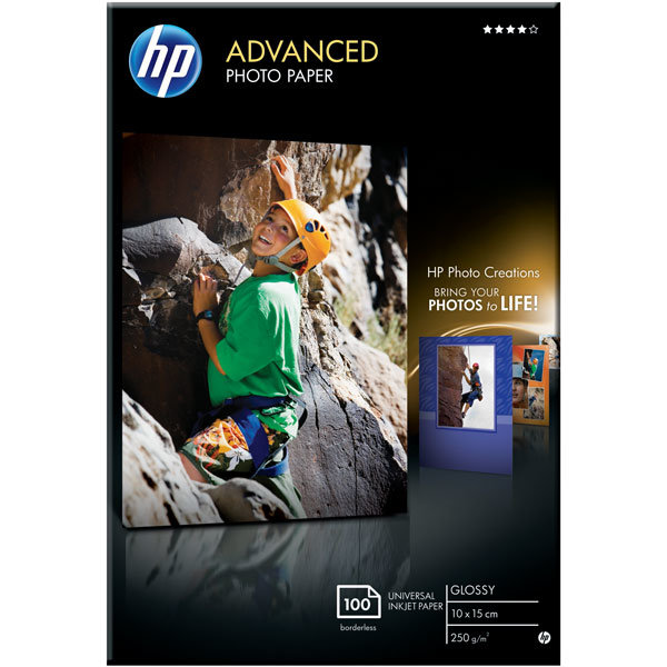 Фотобумага для принтера HP Photo Q8692A