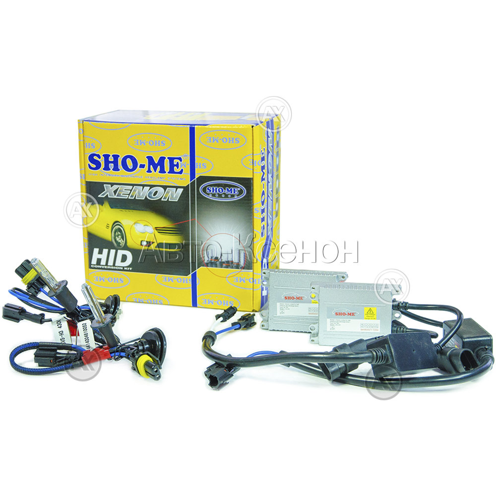 Ксенон Sho-Me Super Slim (9-16) H3 (5000K)