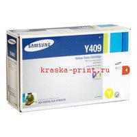 Тонер-картридж Samsung CLT-Y409S/SEE Yellow .