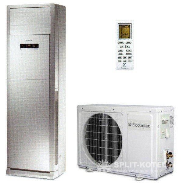 Колонный кондиционер Electrolux EACF-24G/N3_16Y