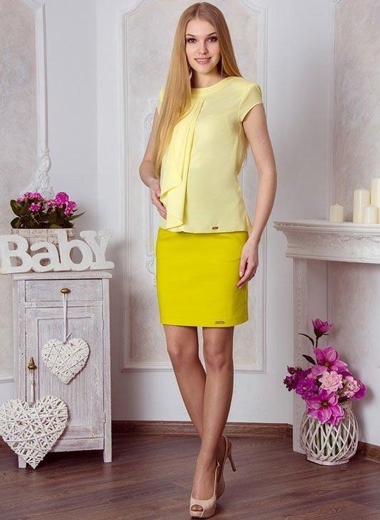 Для беременных Lucky Mum 1099 лимон