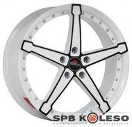 Колесный диск Yokatta Model-10 6,5 \R16 4x108 ET31.0 D65.1 W+B - фото 1