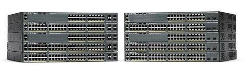 Коммутатор Catalyst Cisco WS-C2960RX-24PS-L