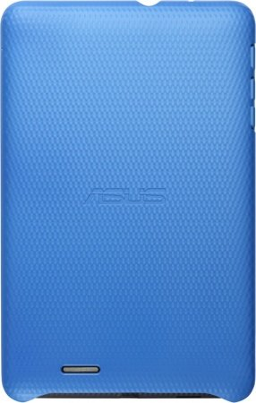 Чехол для ME172 Asus 90-XB3TOKSL001H0 Spectrum Cover and Screen Protector, Поликарбонат, Синий