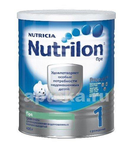 Нутрилон-пре 1 сух смесь детская 400,0
