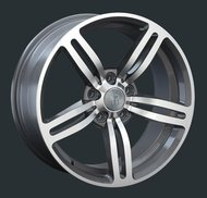 Диски Replay Replica BMW B58 7.5x17 5x120 ET20 ЦО72.6 цвет GMF - фото 1