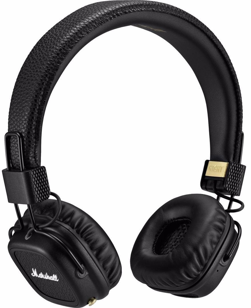 Беспроводные накладные наушники Marshall Major II Bluetooth (Black)