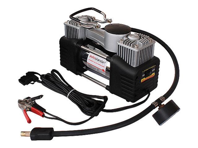 компрессор автомобильный AUTO STANDART 12В 90л/мин
