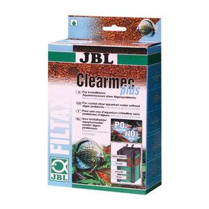 Фильтрующий материал JBL ClearMec plus для удаления нитратов, нитритов, фосфатов 600мл