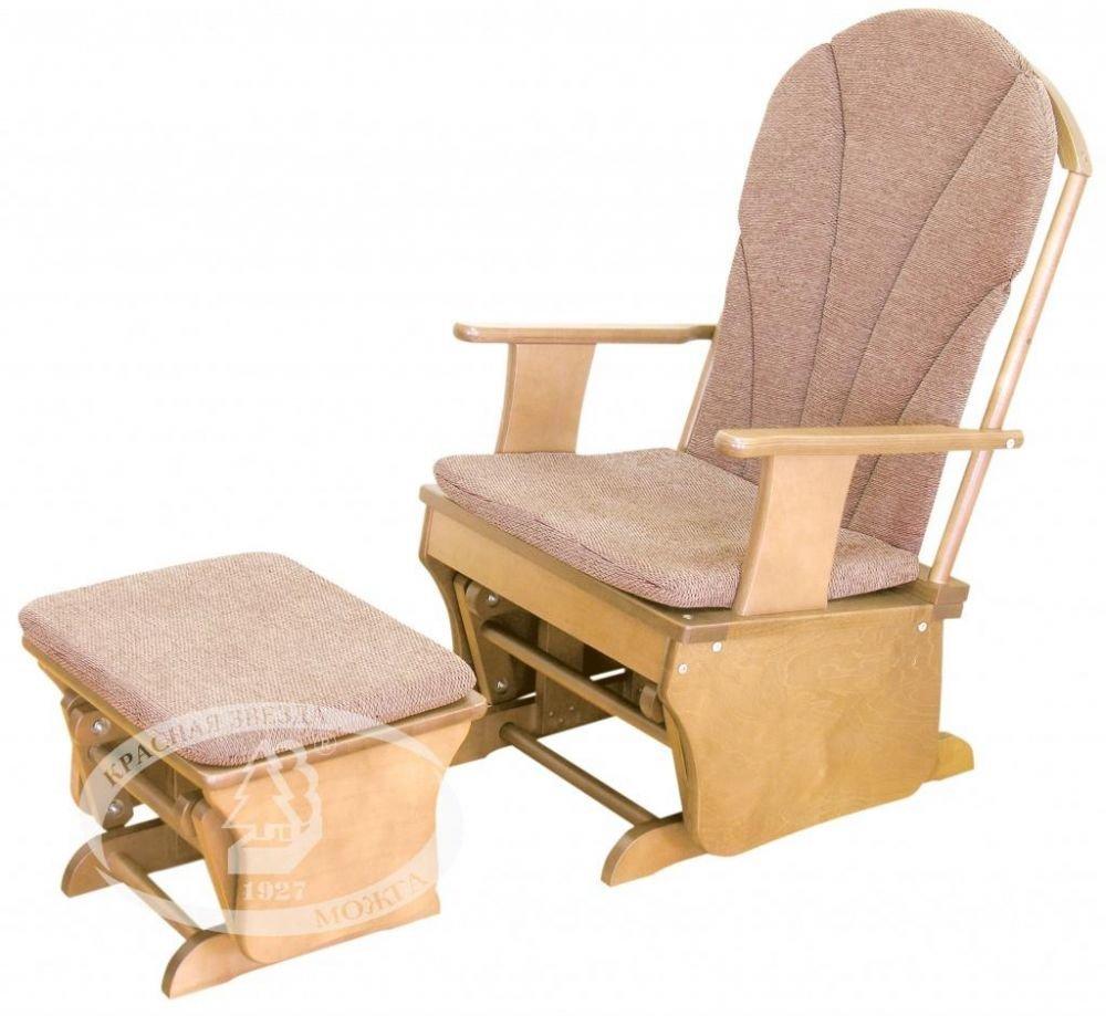 Кресло-качалка Красная Звезда