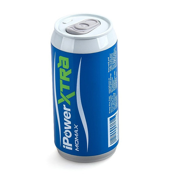 Портативный аккумулятор Momax iPower Xtra 2.1A/1USB/6600mAh Blue синий
