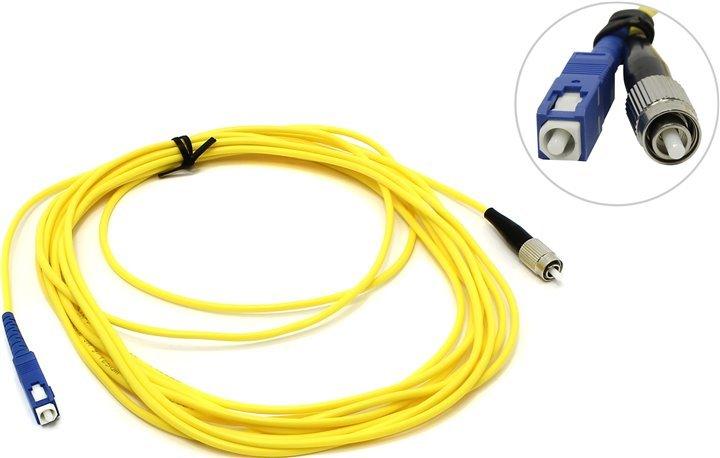 Патчкорд оптический VCOM VSU102-5.0