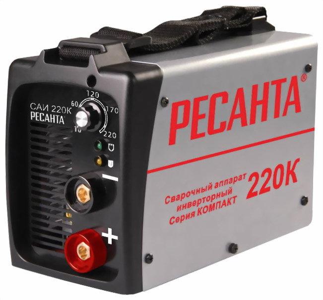 Сварочный аппарат Ресанта САИ 220К 65/37