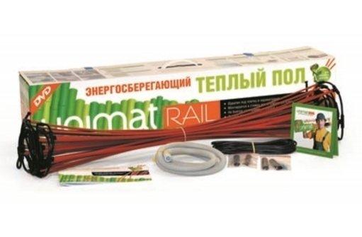 Теплый пол Unimat rail-0100