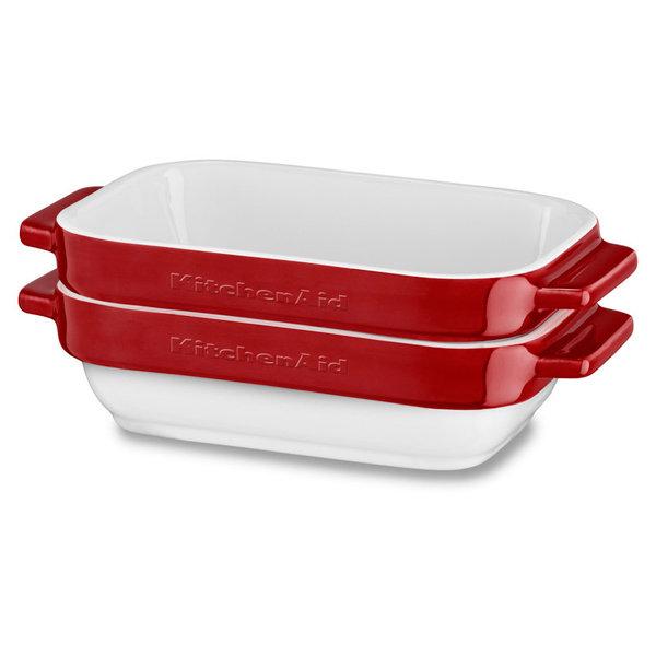 Набор посуды (керамический) KitchenAid KBLR02MBER