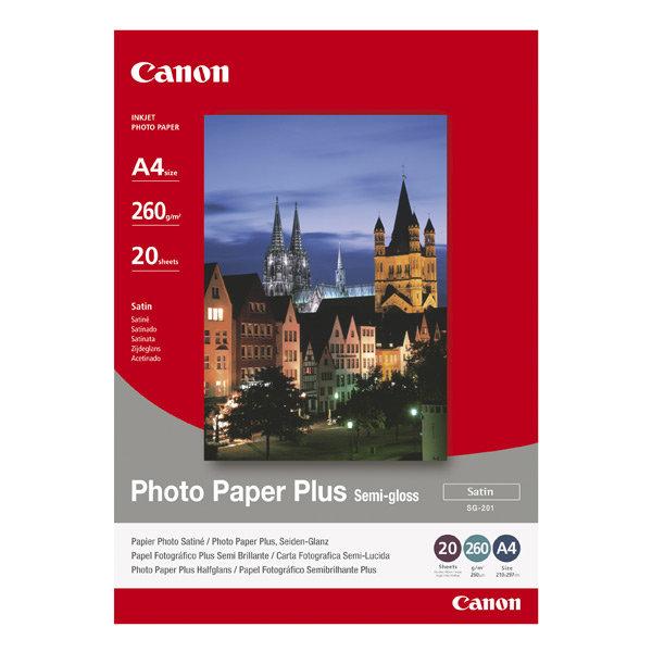 Фотобумага для принтера Canon SG-201 1686B021