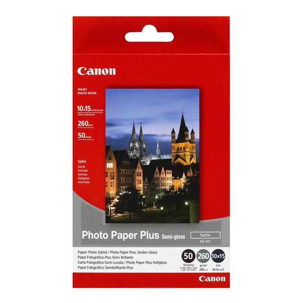 Фотобумага для принтера Canon SG-201c 1686B015