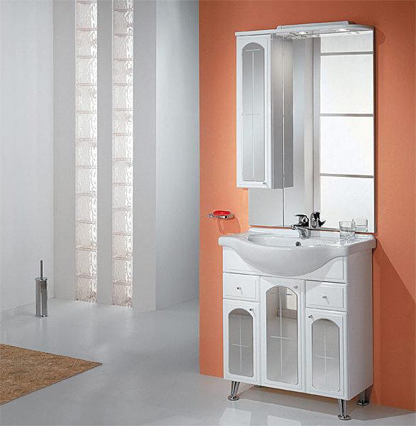Мебель для ванной Акватон Эмилья 75 L