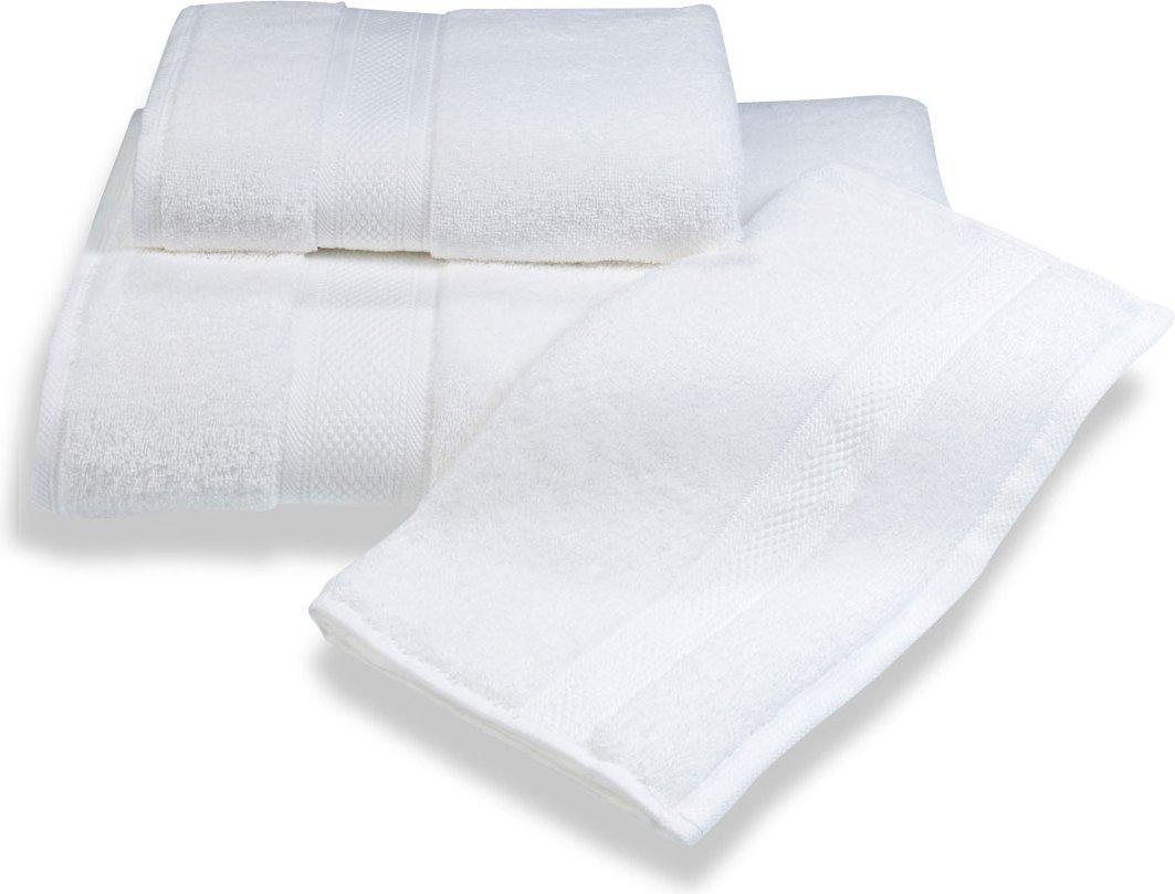 Полотенца Soft Cotton Pretty белое