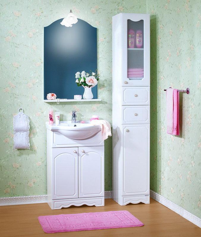 Мебель для ванной Бриклаер Лючия 55