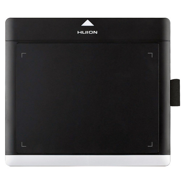 Планшет Huion 680TF Black/Silver