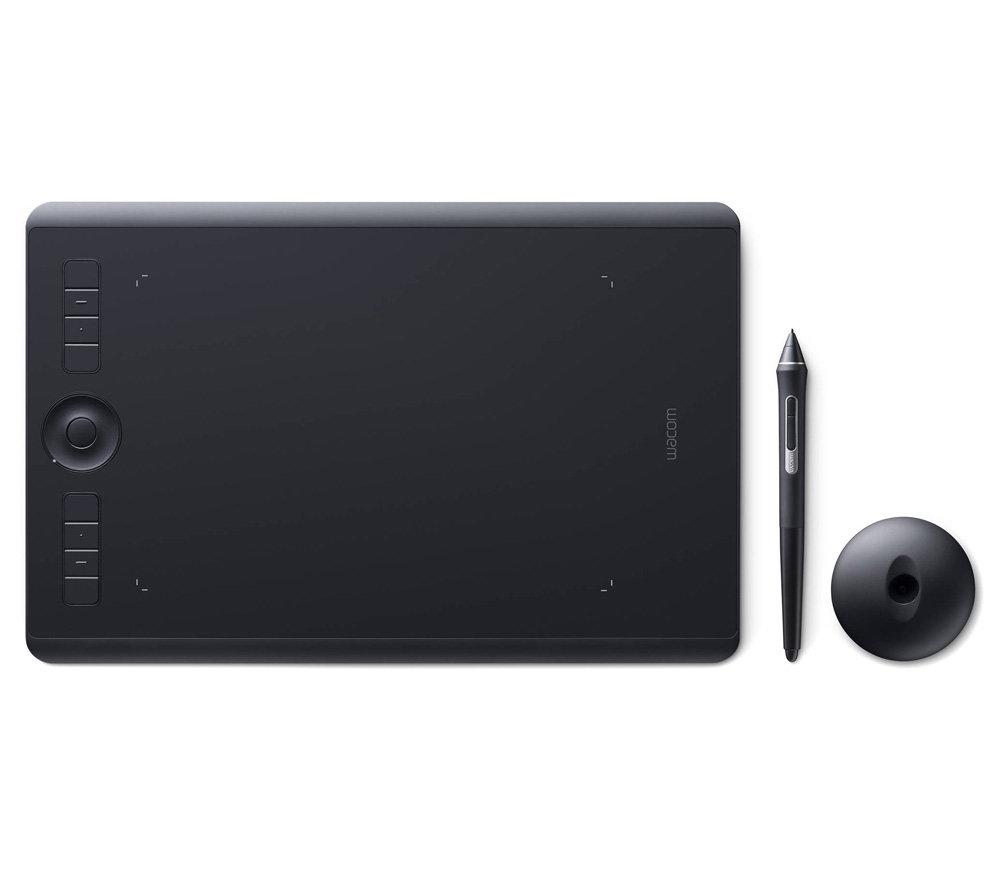 Графический планшет Wacom Intuos Pro M (PTH-660-R)
