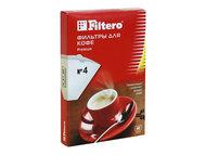 фильтры для кофе filtero 1х4/40 белые