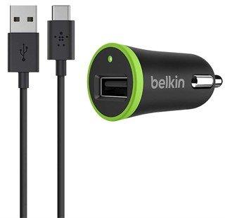 Автомобильная зарядка Belkin