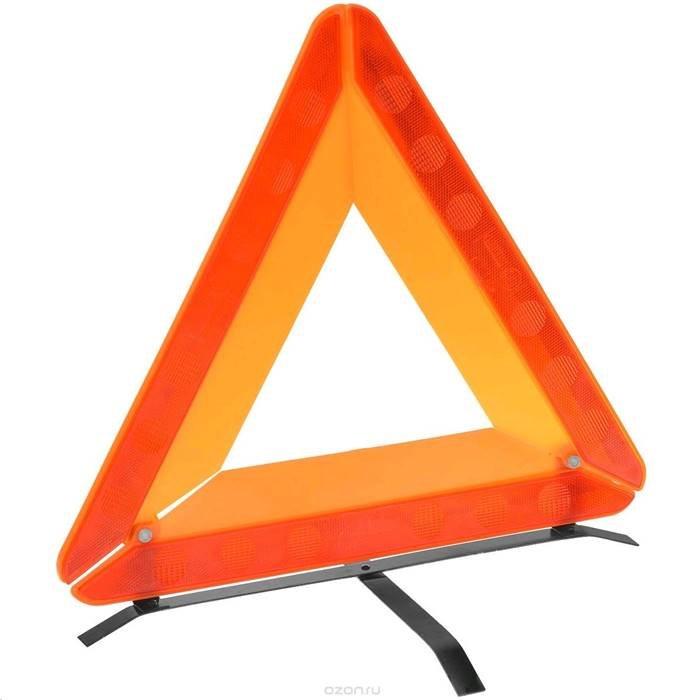 Автопринадлежности Знак аварийной остновки с пластиковым аракалом Phantom PH5039