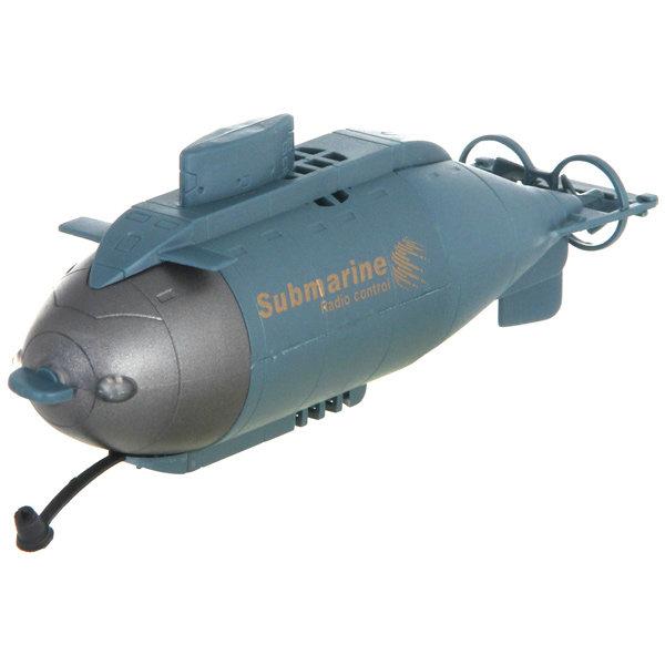Радиоуправляемый катер Pilotage подводная лодка 6CH Mini Submarine,синяя(RC15715)