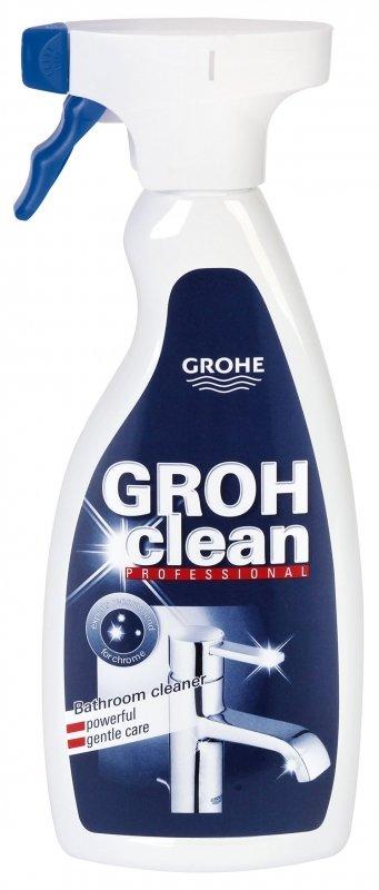 Чистящее средство GROHE Grohclean (48166000) для сантехники и ванной комнаты