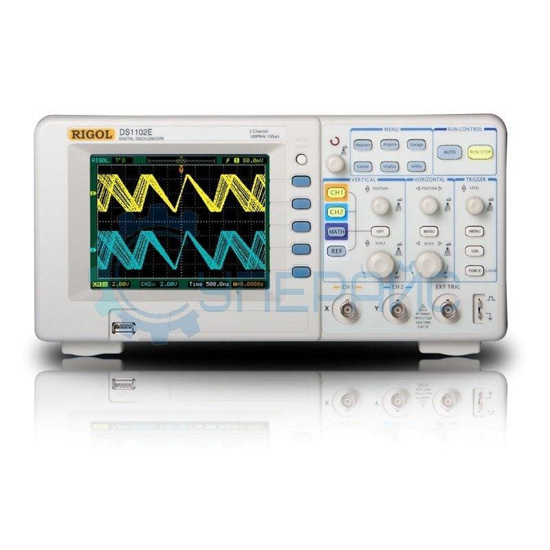 Цифровой осциллограф RIGOL DS1102E (2 канала х 100 МГц)