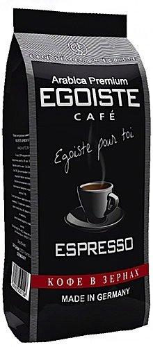 Кофе в зернах EGOISTE Espresso 250 гр