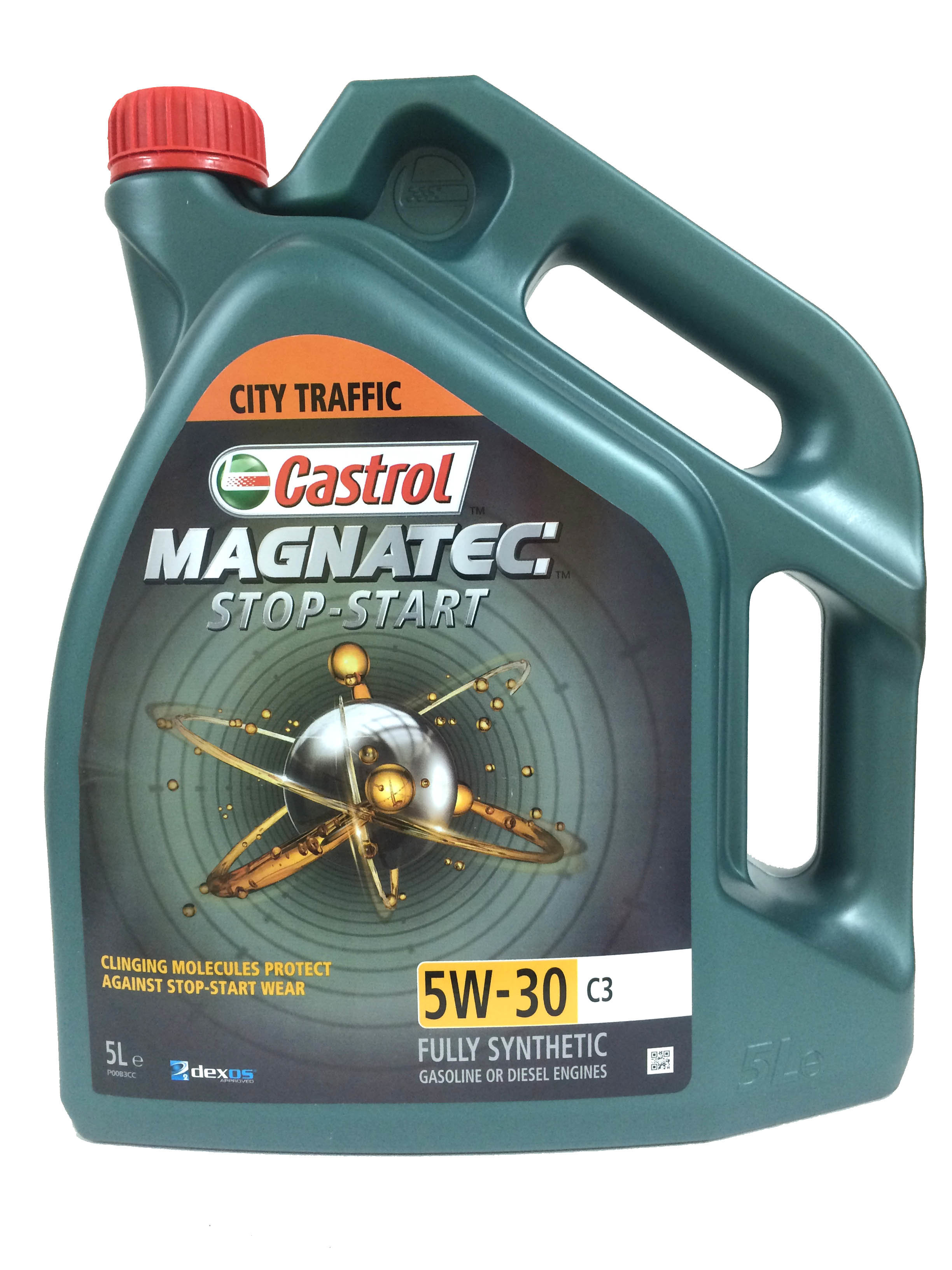 Масло CASTROL Magnatec Stop- Start 5w30 C3 (5л) 15729А