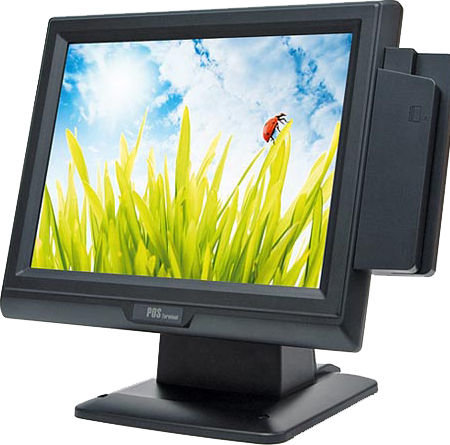 "pos-системы штрих-м штрих-м / LM107945 / сенсорная pos-система ""штрих-touchpos"" 355 чёрная (15"" tft, intel dual core 1,8 ггц fanless, озу 1 гб, hdd 160 гб, msr на 3 дорожки, без дп, windows x"