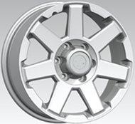 Колесные диски Replay TY176 SFP 7,5x18 6x139,7 ET25 d106,1 - фото 1