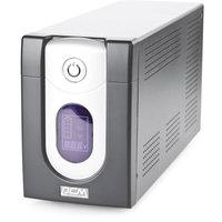 ИБП Powercom - IMPERIAL, IMD-2000AP, 2000VA/1200W, Line-Interactive, in (230V 1xIEC-320 C14), out (6xIEC-C320 C13), Hot Swap User Replaceable Batteries, LCD, Tower, цвет Чёрный