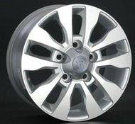 Колесные диски Replica LX48 SF 8,5x20 5x150 ET60 d110,1 - фото 1