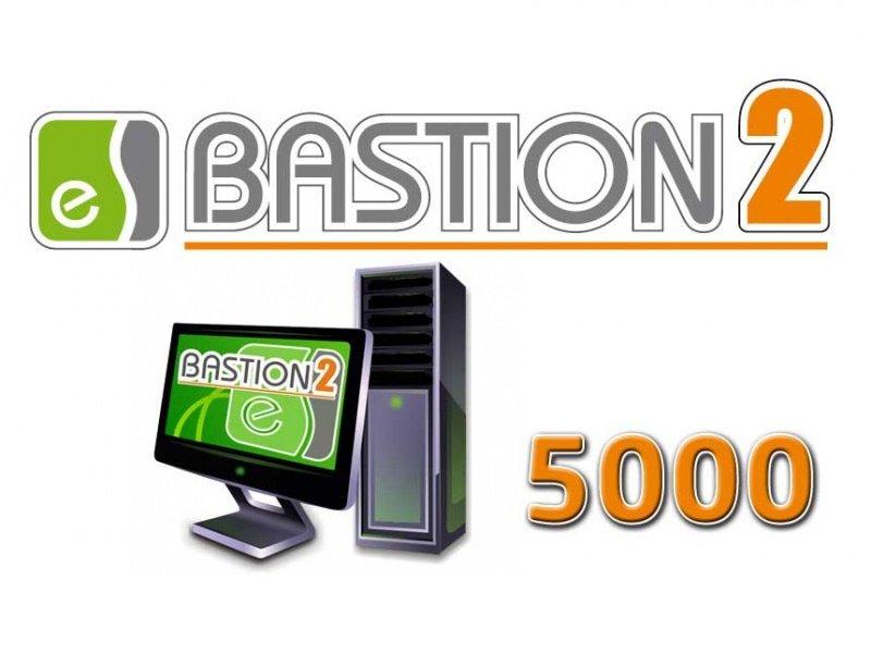 ПАК СКУД ELSYS Бастион-2-Сервер 5000