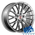 Диски 1000 Miglia MM1009 8x18 5/112 ET35 d66.6 Silver High Gloss - фото 1