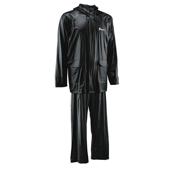 Thor Rainsuit мотодождевик (размер: 3xl, цвет: черные)
