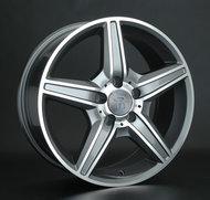 Диски Replay Replica Mercedes MR64 7.5x17 5x112 ET47 ЦО66.6 цвет GMFP - фото 1