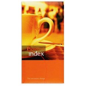 Алфавитная книжка Attache С32220, А5, размер 10*21см, 128 стр., клей, софт