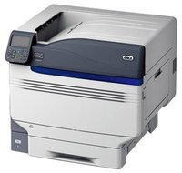 Принтер светодиодный цветной А3 OKI C911dn (45530406)