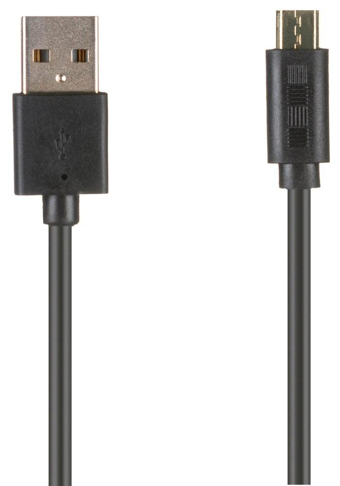 Кабель InterStep USB-miсroUSB 2м