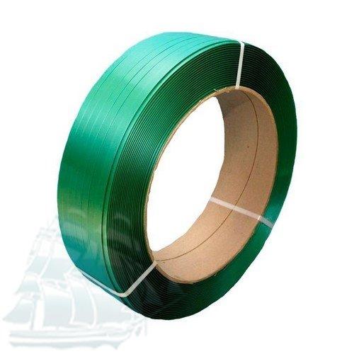 Полиэстеровая упаковочная лента (PET-лента) 15,5*0,89*1250