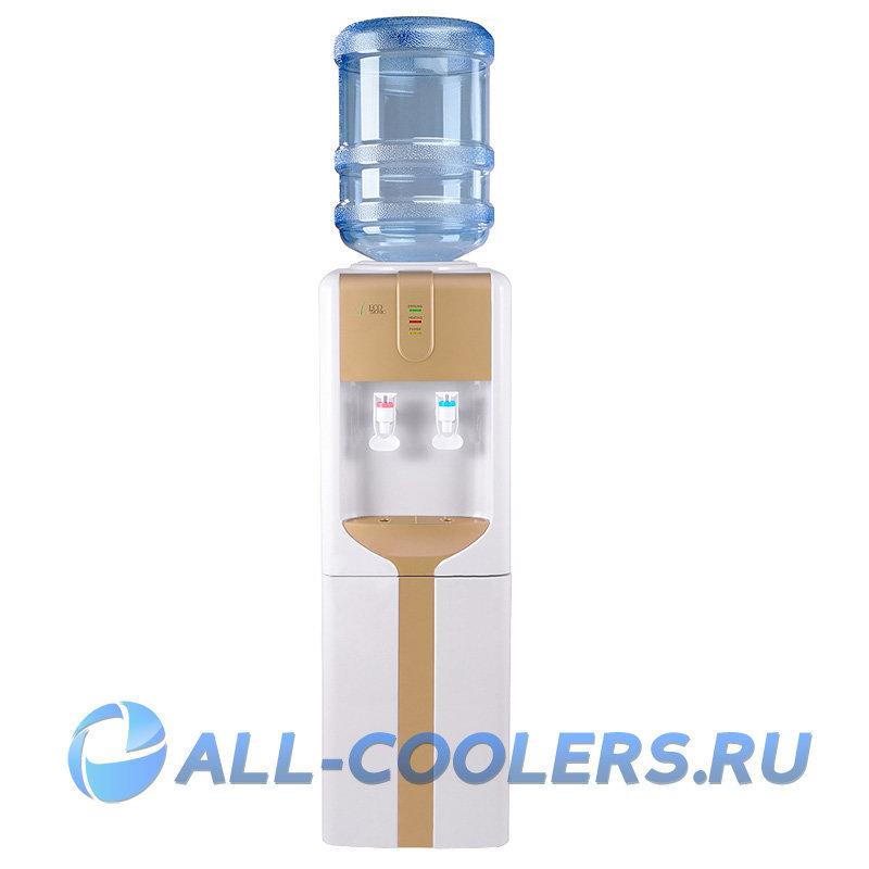 Кулер для воды напольный Ecotronic H3-L Gold